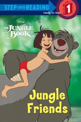 Cover image for Jungle friends