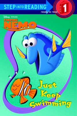 Cover image for Just keep swimming