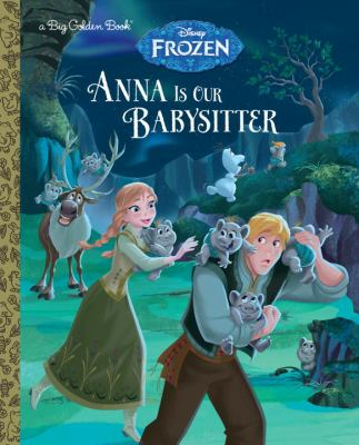 Cover image for Anna is our babysitter