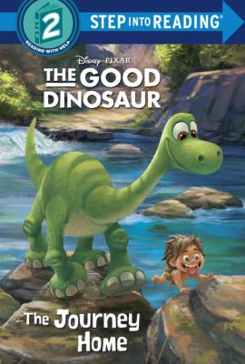 Cover image for The good dinosaur. The journey home
