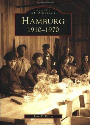Cover image for Hamburg : 1910-1970