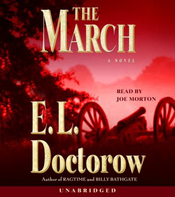 Cover image for The march [a novel]