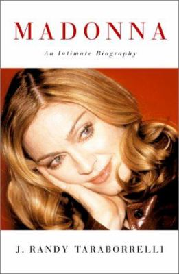 Cover image for Madonna : an intimate biography