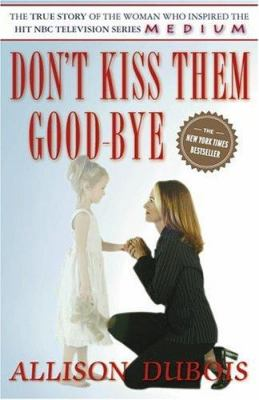 Cover image for Don't kiss them good-bye