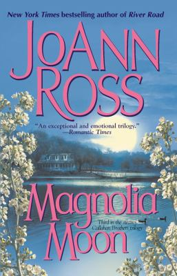 Cover image for Magnolia moon
