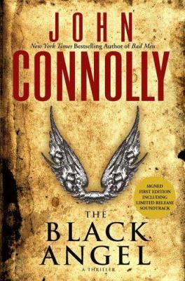 Cover image for The black angel : a thriller