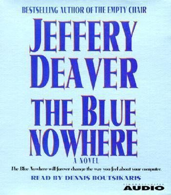 Cover image for The blue nowhere