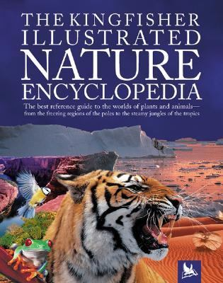 Cover image for The Kingfisher illustrated nature encyclopedia