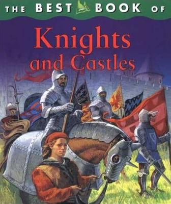 Cover image for The best book of knights and castles