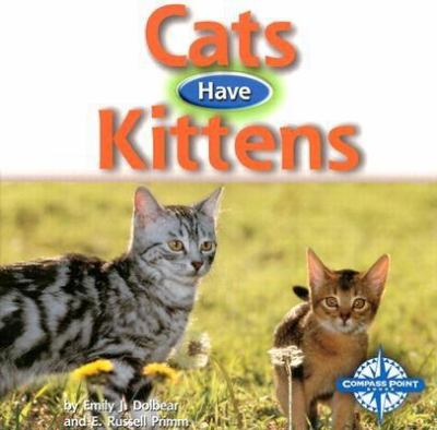 Cover image for Cats have kittens