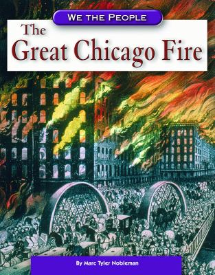 Cover image for The Great Chicago Fire