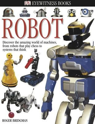 Cover image for Robot