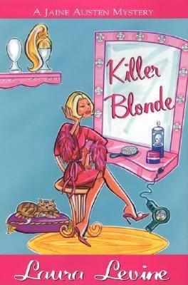 Cover image for Killer blonde