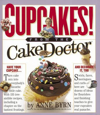Cover image for Cupcakes from the cake mix doctor