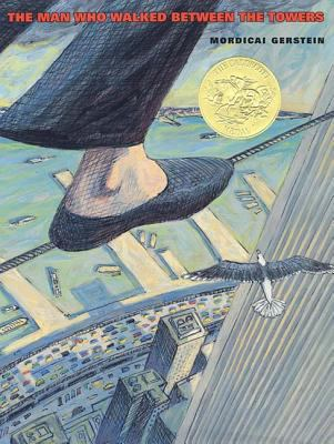 Cover image for The man who walked between the towers