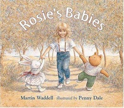 Cover image for Rosie's babies