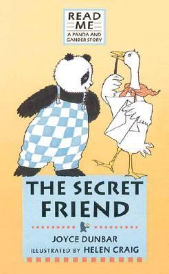 Cover image for The secret friend