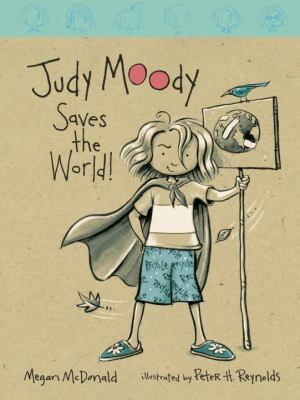Cover image for Judy Moody saves the world!