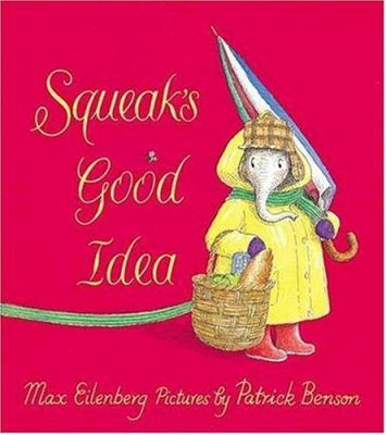 Cover image for Squeak's good idea