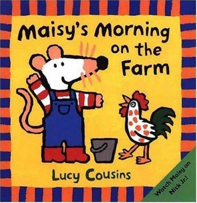 Cover image for Maisy's morning on the farm