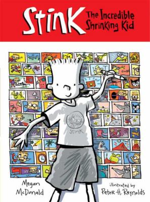 Cover image for Stink : the incredible shrinking kid