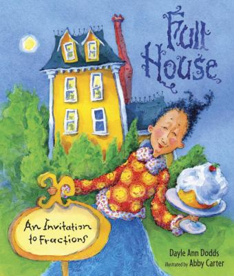 Cover image for Full house : an invitation to fractions
