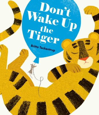 Cover image for Don't wake up the tiger