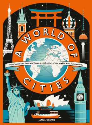 Cover image for A world of cities