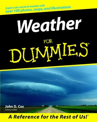 Cover image for Weather for dummies