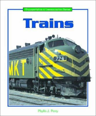 Cover image for Trains