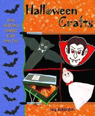 Cover image for Halloween crafts