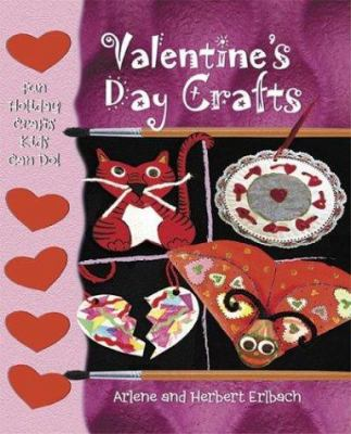 Cover image for Valentine's day crafts