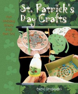 Cover image for St. Patrick's Day crafts