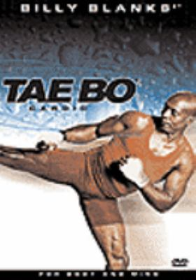 Cover image for Billy Blanks' Tae Bo. Cardio