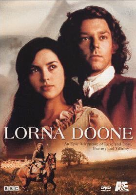 Cover image for Lorna Doone