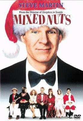 Cover image for Mixed nuts