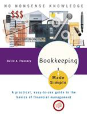 Cover image for Bookkeeping made simple