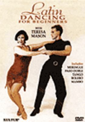 Cover image for Latin dancing for beginners with Teresa Mason