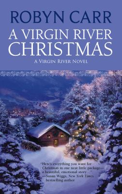 Cover image for A Virgin River Christmas