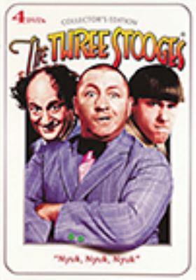 Cover image for The Three Stooges.