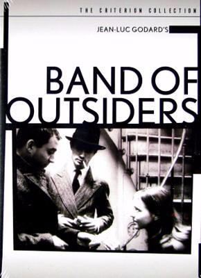 Cover image for Band of outsiders = Bande à part