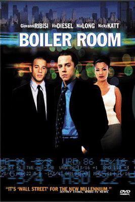 Cover image for Boiler room