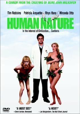 Cover image for Human nature