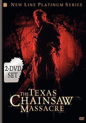 Cover image for The Texas chainsaw massacre