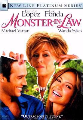 Cover image for Monster-in-law