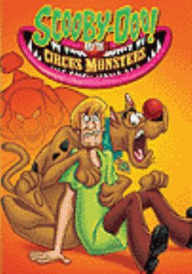 Cover image for Scooby-Doo and the circus monsters