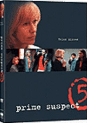 Cover image for Prime suspect. Series 5, Errors of judgement