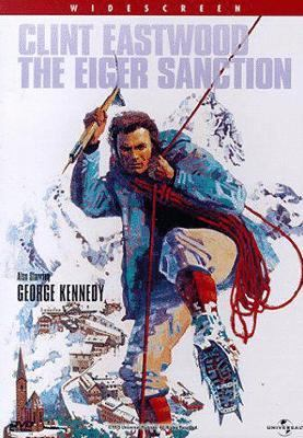 Cover image for The Eiger sanction