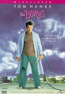 Cover image for The 'burbs
