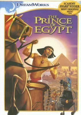 Cover image for The Prince of Egypt
